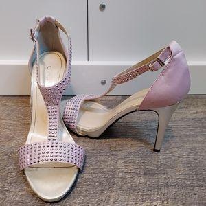 Caparros Pink heels